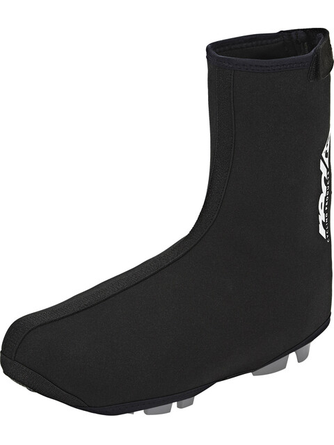 Red Cycling Products Thermo Shoe Covers black